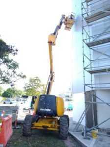 alquiler de Manlift en Bucaramanga