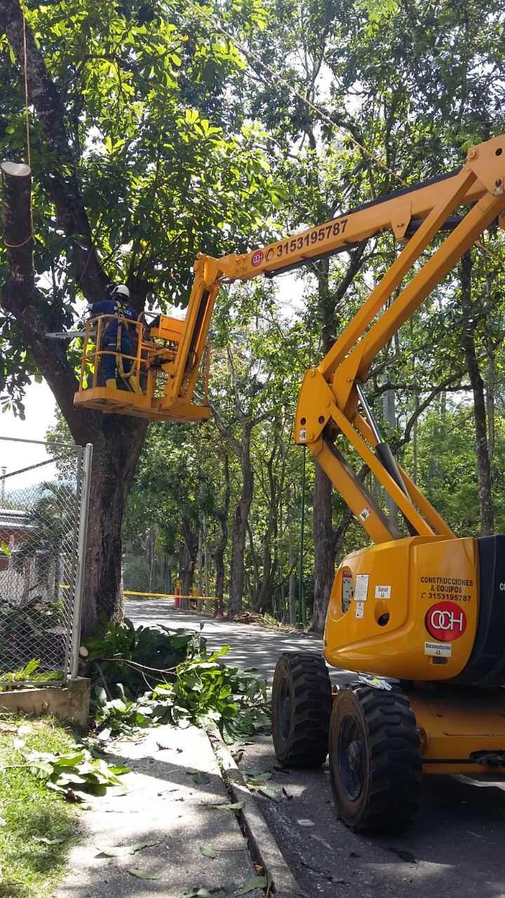 Manlift en Bucaramanga