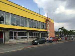 Alquiler de Elevador Manlift en Bucaramanga, Santander, Colombia