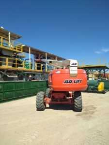 equipos de elevación de personal y carga: Manlift, Tijeras,